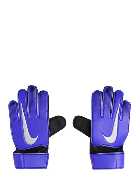 Nike Unisex Blue GK MATCH JR-FA18 Goalkeeper Football Gloves
