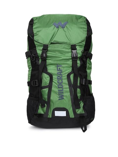Wildcraft Unisex Green BB RK 1 Rucksack