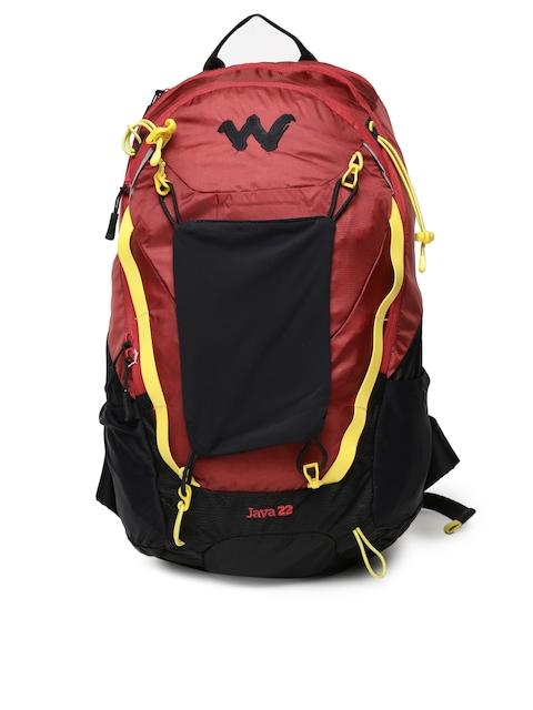 Wildcraft Red Unisex Rucksack