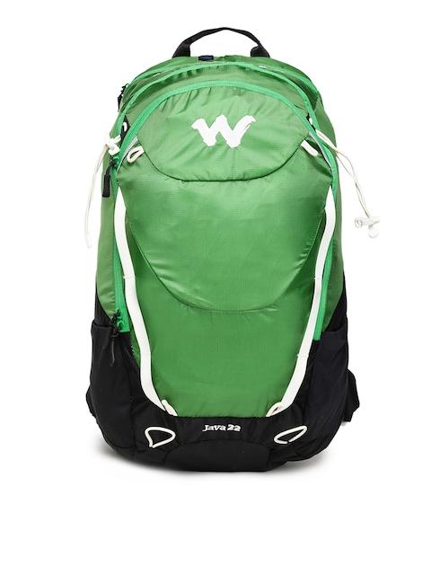 Wildcraft Unisex Green & Black BB 5 Rucksack