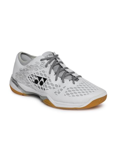 YONEX Men White Power Cushion SHB 03 Z Badminton Shoes