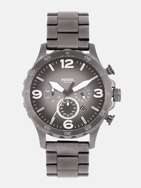 Fossil Men Grey Analogue Watch JR1437I