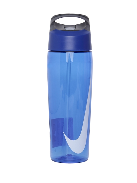 NIke Unisex Blue TR HYPERCHARGE Straw Bottle 700ml