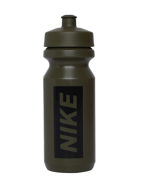 Nike Unisex Olive Green Printed BIG MOUTH GRAPHIC Water Bottle 650ml