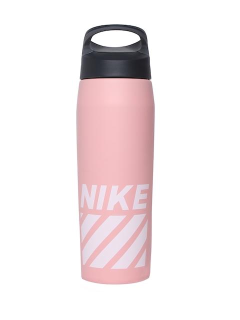 Nike Unisex Pink Printed HPERCHARGE SS Water Bottle 710ml