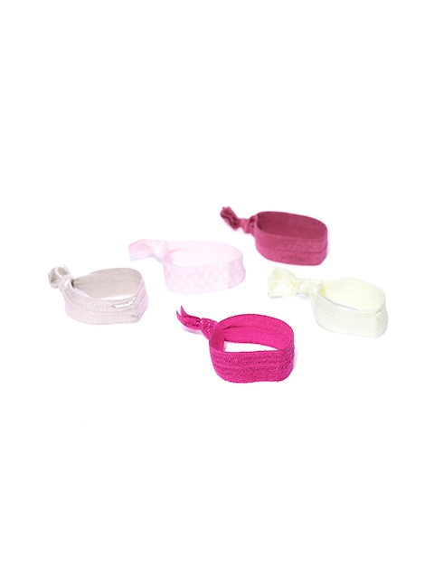 Accessorize Set of 4 Ponytail Holders
