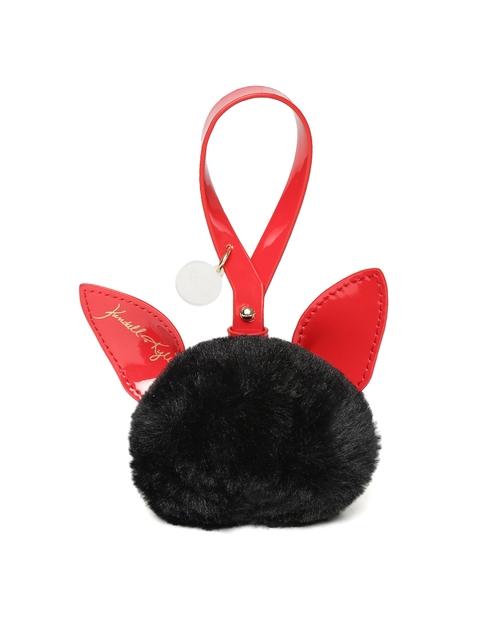 CARPISA Women Black & Red Handbag Accessory
