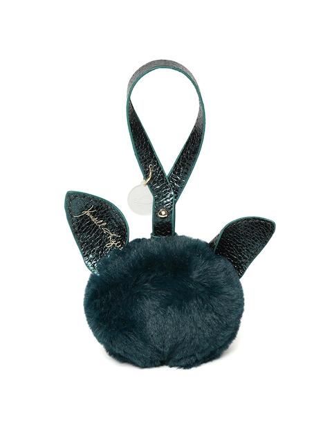 CARPISA Women Green Textured Handbag Accessory