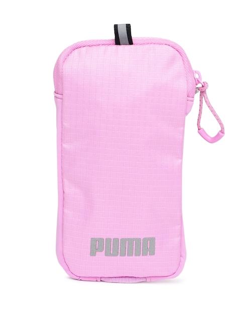 Puma Unisex Pink PR Mobile Armband
