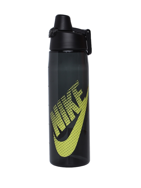 Nike Unisex Black Printed CLR CORE HYDRO FLOW GRAPHIC Water Bottle 709ml