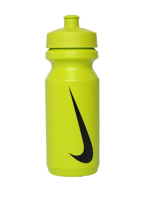 Nike Unisex Yellow Printed BIG MOUTH Water Bottle 650ml
