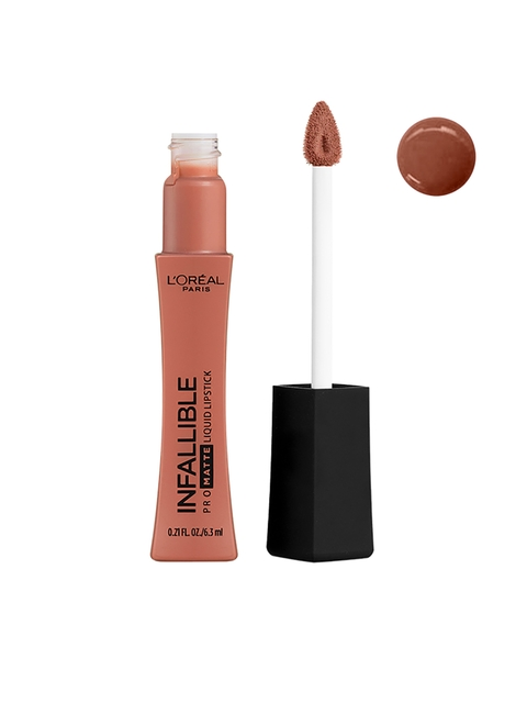 LOreal Paris 354 Nudist Infallible Pro Matte Liquid Lipstick 6.3ml