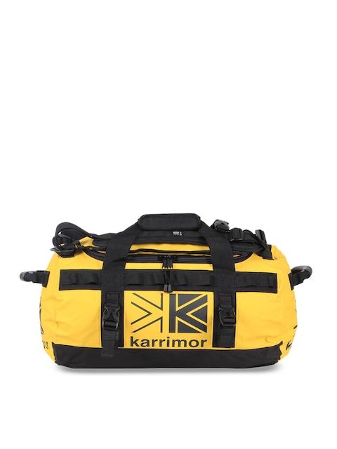 Karrimor Unisex Yellow 40 L Duffel Bag