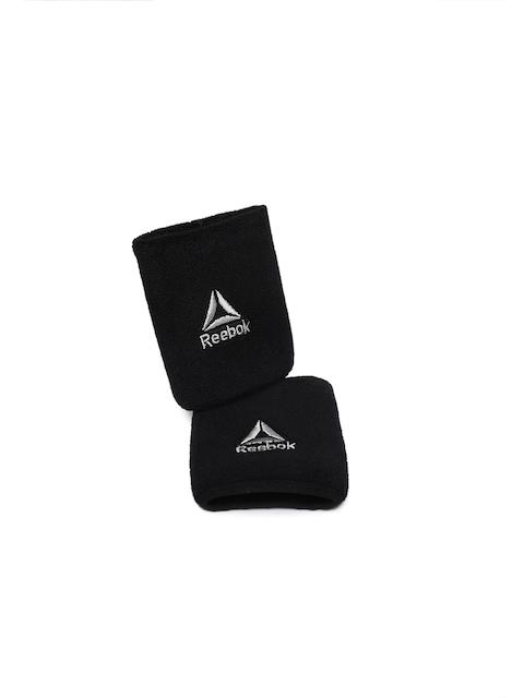 Reebok Unisex Pack of 2 Wristbands