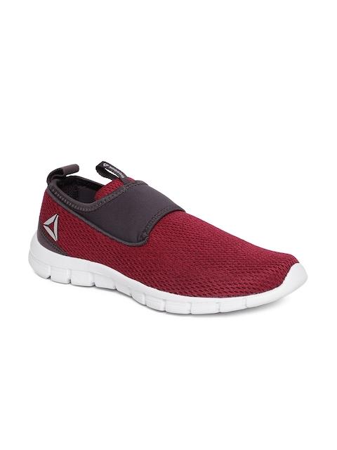 Reebok Women Maroon Tread Lite Walking Shoes