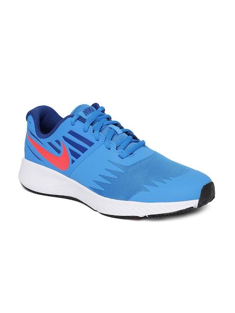 Nike Boys Blue Star Running Shoes