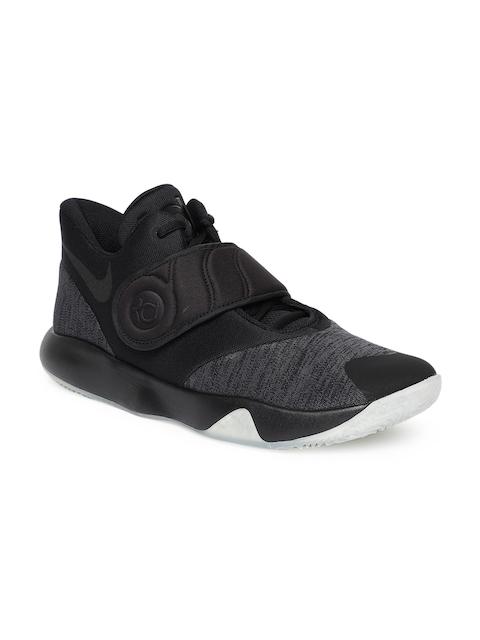 Nike Men Black KD Trey 5 VI Basketball Shoes