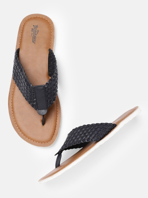Roadster Men Navy Blue Sandals