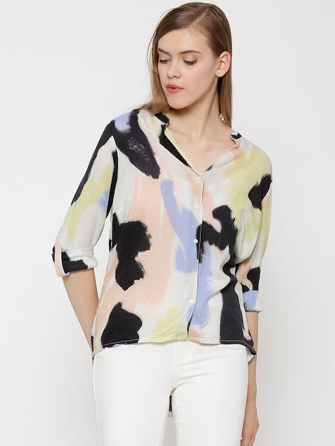 Vero Moda Multicoloured Printed Shirt