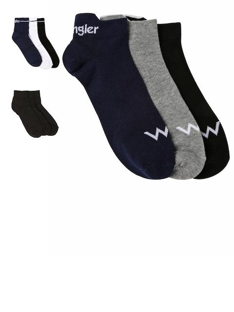 Wrangler Mens Assorted Pack of 9 Pairs Socks