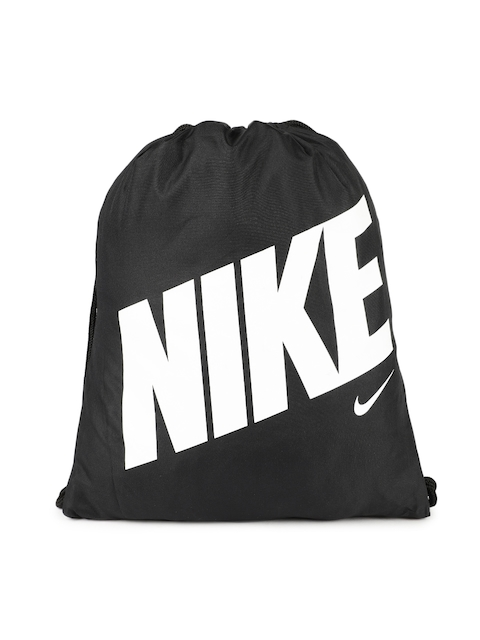Nike Unisex Black & White Printed GFX Backpack