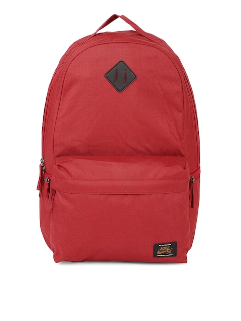 Nike Men Red SB ICON Backpack