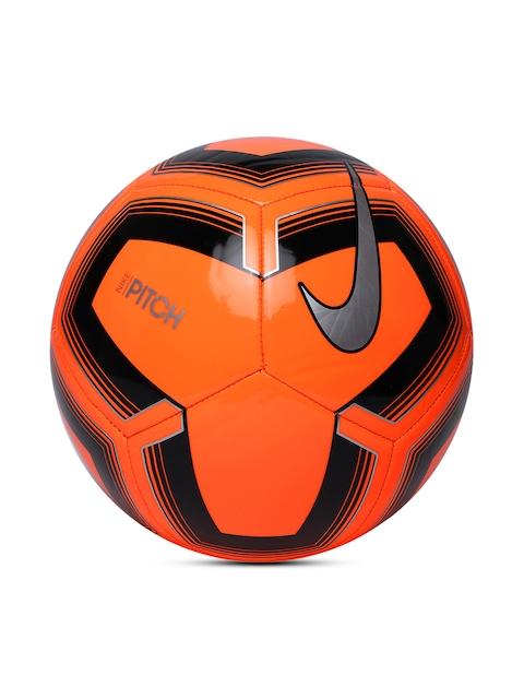 Nike Orange & Black Pitch Training - SP19 Football