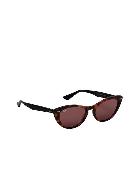 Ray-Ban Women Cateye Sunglasses 0RB4314N1249U054