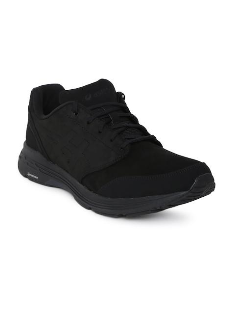 ASICS Men Black GEL-ODYSSEY Walking Shoes