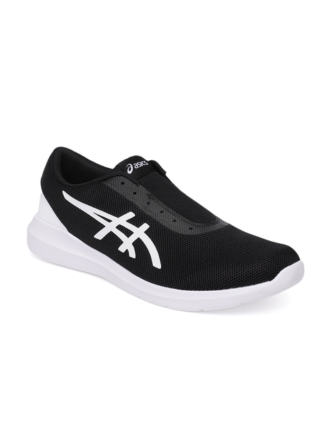ASICS Men Black METROLYTE II SLIP-ON Walking Shoes