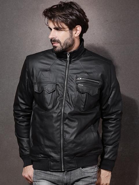 Roadster Black Jacket
