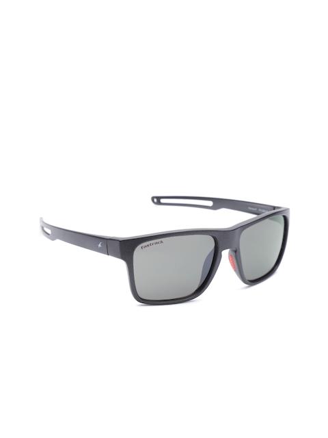 Fastrack Men Wayfarer Sunglasses P415BK2P