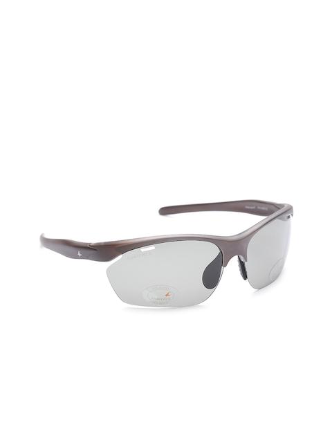 Fastrack Men Mirrored Sports Sunglasses P414BK3C
