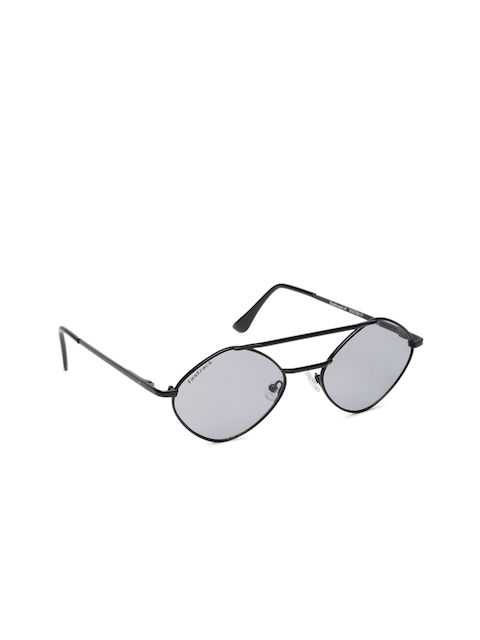 Fastrack Women Oval Sunglasses M207BK1F