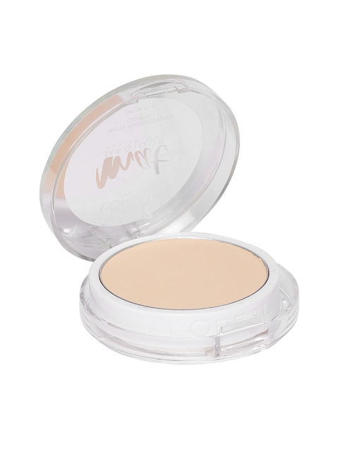 LOreal Paris Nude Vanilla Mat Magique All-In-One Matte Transforming Compact SPF 34 PA +++