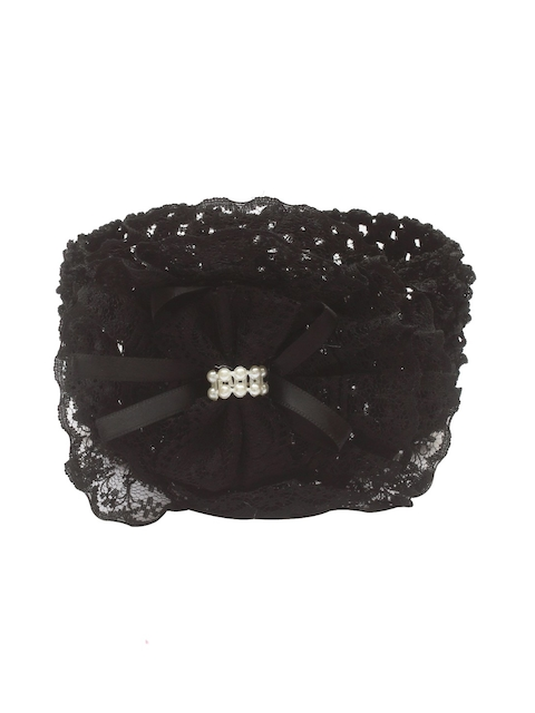 Stoln Black Hairband