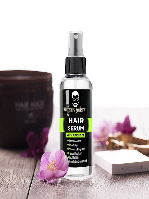 Urban Gabru Hair Serum With Almond Oil 100ML