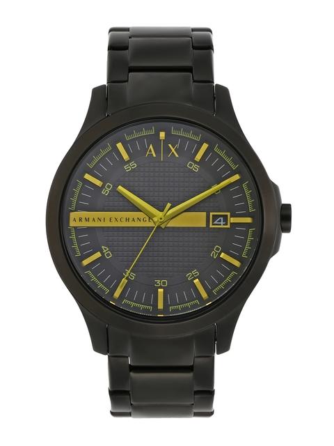 Armani Exchange Hampton Black Watch AX2407
