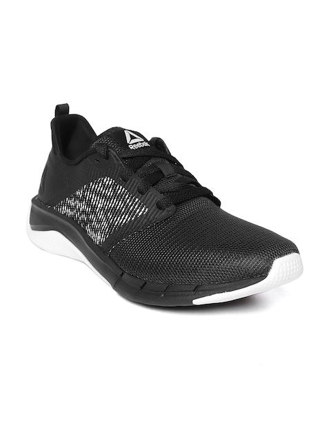 Reebok Women Black PRINT RUN 3.0 Running Shoes