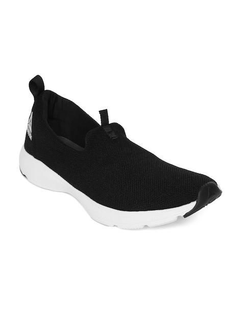 Reebok Men Black Zeal Walk Advanced LP Slip-On Walking Shoes
