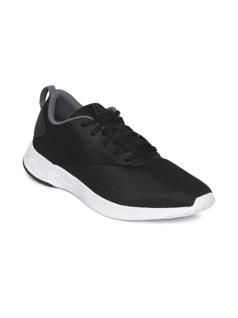 Reebok Men Black Astroride Soul 2.0 Walking Shoes