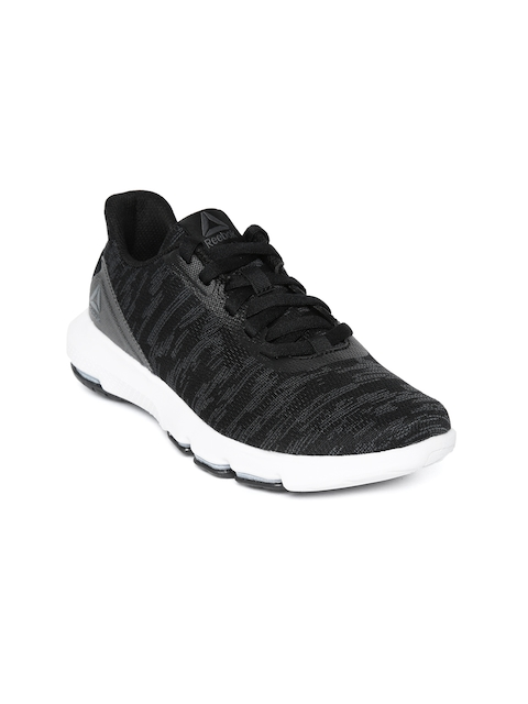Reebok Women Black & Grey Cloudride DMX 4.0 Walking Shoes