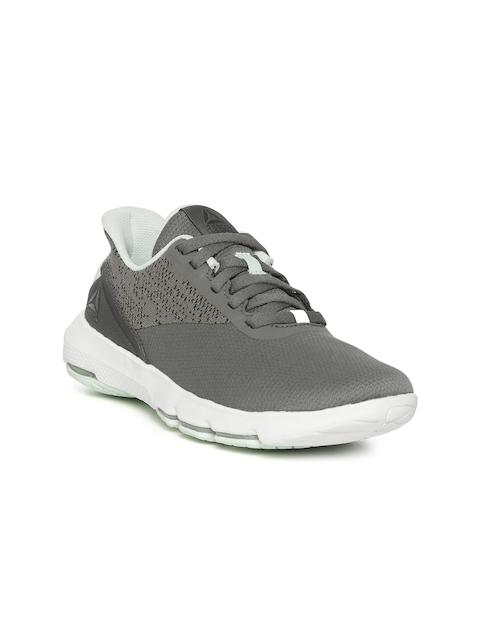 Reebok Women Grey Cloudride DMX 4.0 Walking Shoes