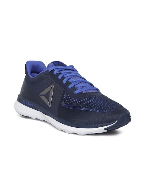 Reebok Men Navy Everforce Breeze Running Shoes