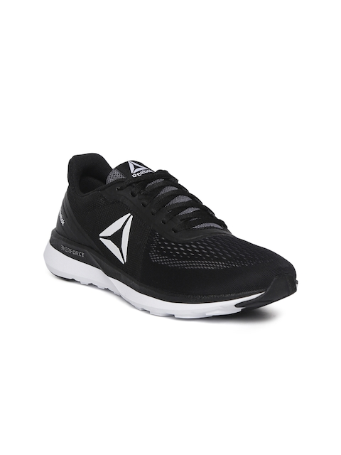 Reebok Women Black & Grey Colourblocked Everforce Breeze Running Shoes