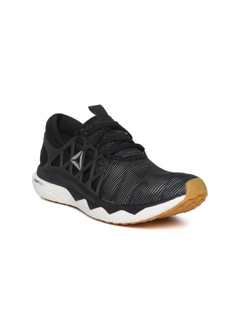 Reebok Women Black Floatride Flexweave Running Shoes