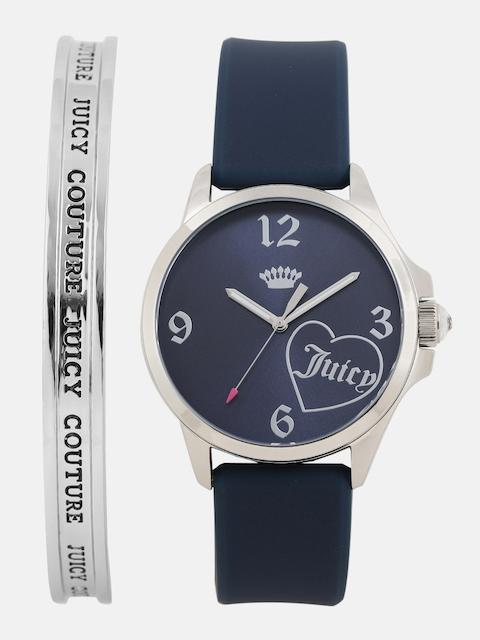 Juicy Couture Femme Bleu Analogique Montre de Cadeau 1950014_OR11