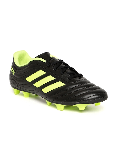 ADIDAS Men Black COPA 19.4 FG Football Shoes