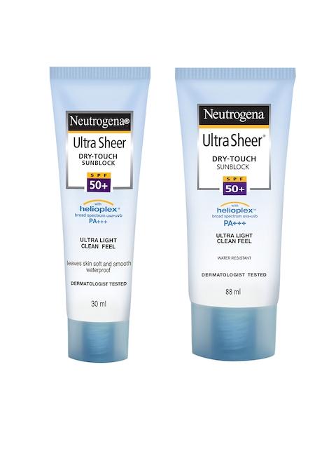 Neutrogena Set of 2 Sunscreen