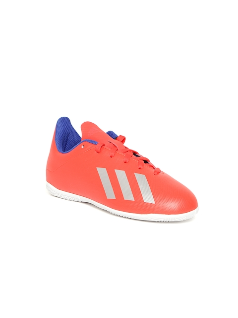 ADIDAS Boys Red X 18.4 IN Football Shoes